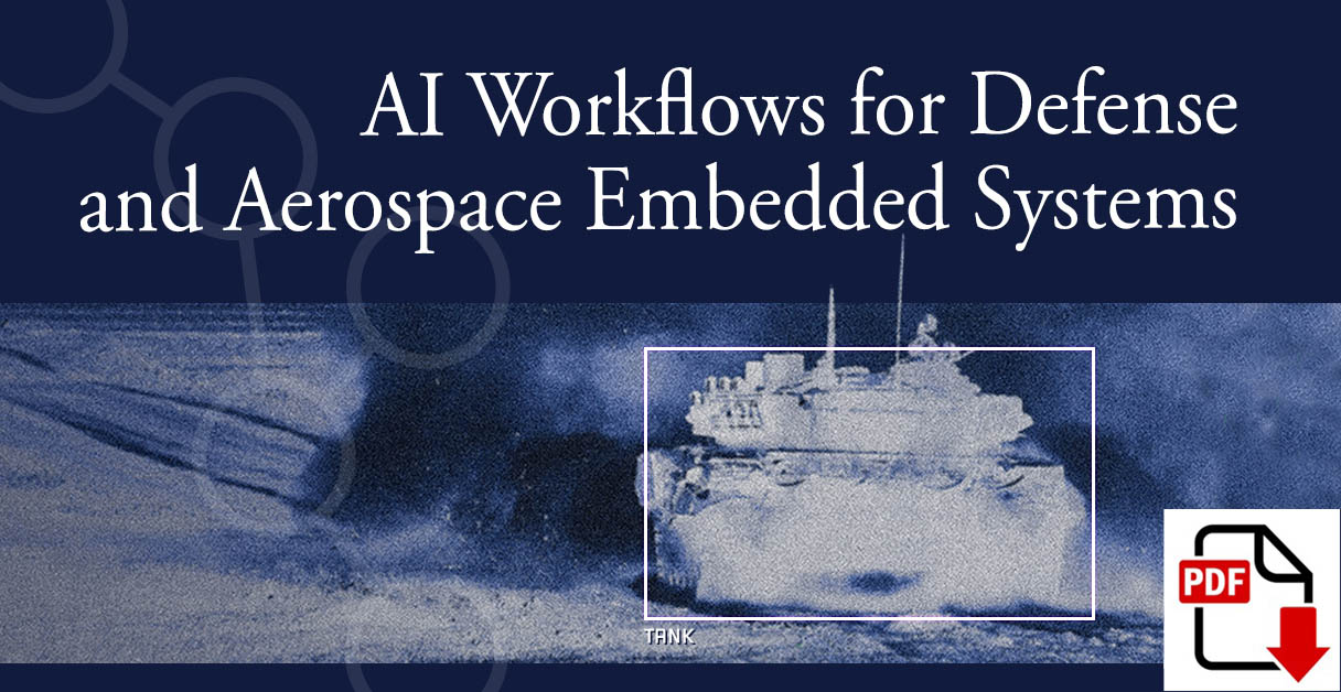 AI Worfklows for Defense and Aerospace Whitepaper