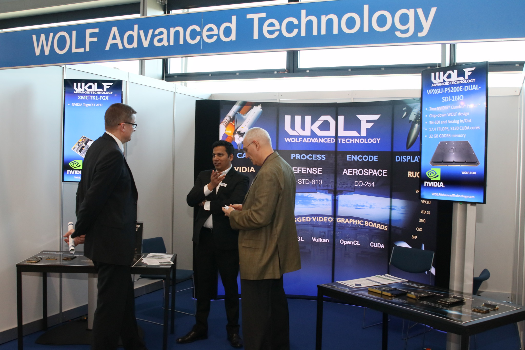 WOLF Embedded World 2019