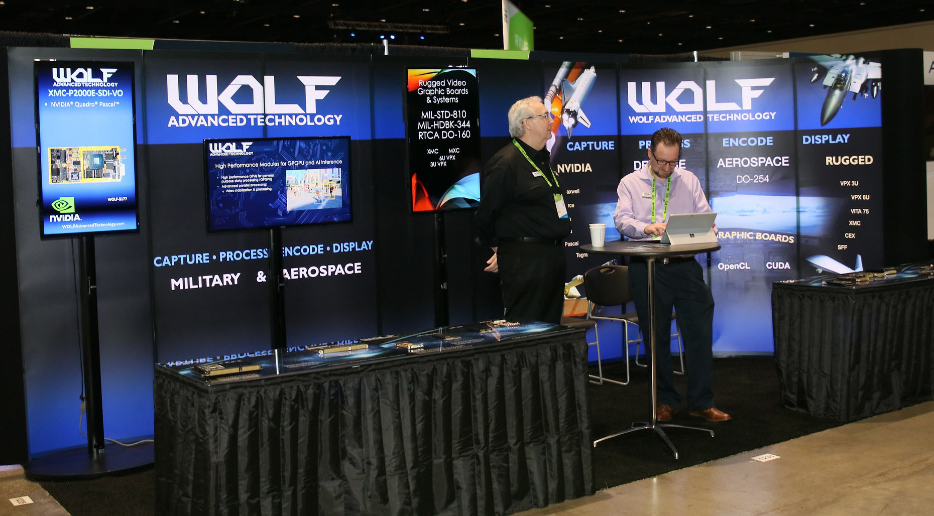 WOLF at GTC 2019