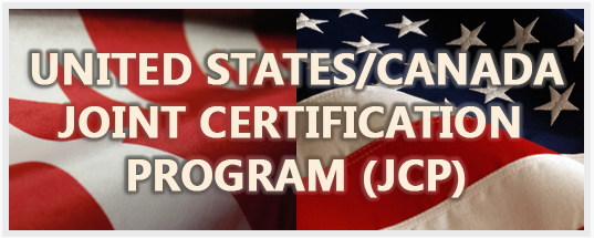 Joint Certification Program (JCP)