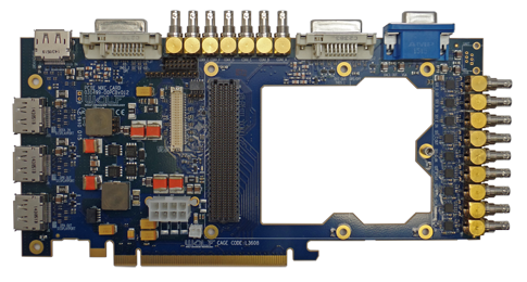 MXC carrier board for development